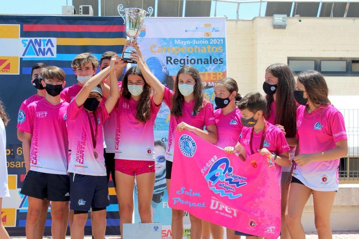 Club Natación Cartagonova-Cartagena