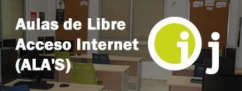 Aulas de Libre Acceso Internet