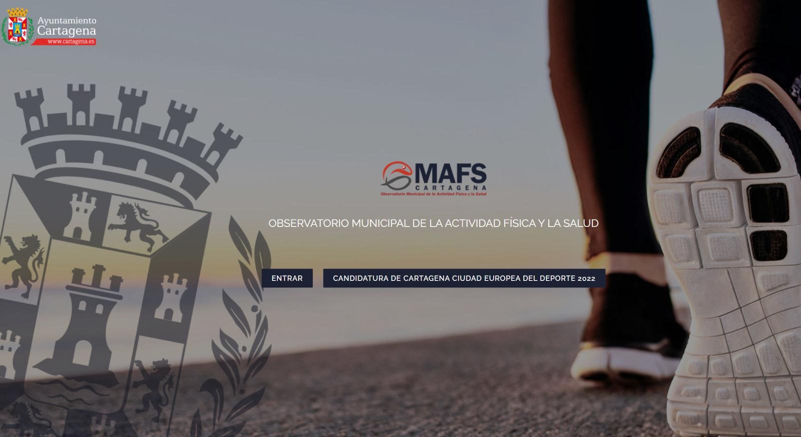 Observatorio Municipal de la Actividad Física y la Salud, OMAFS