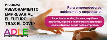 PROGRAMA ASESORAMIENTO EMPRESARIAL EL FUTURO TRAS EL COVID-19