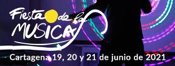 Banner Fiesta de la Música 2021