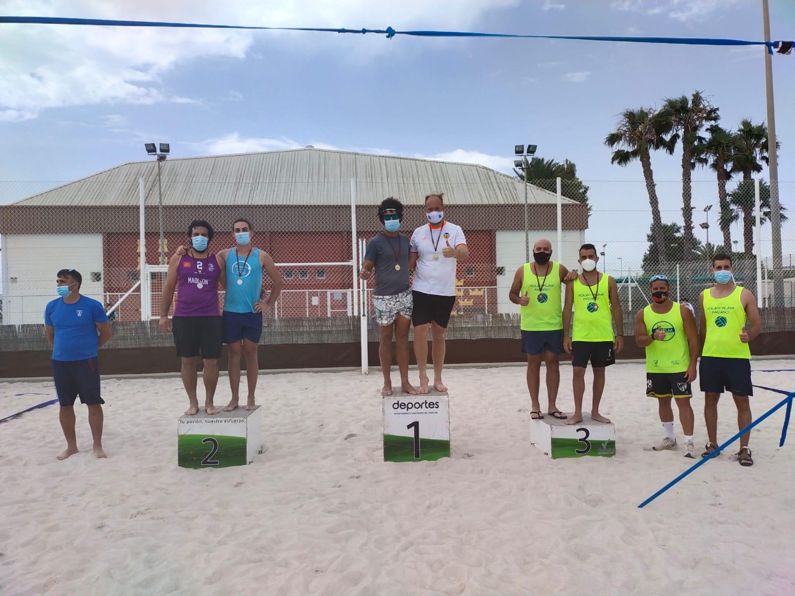 Liga Voley Playa
