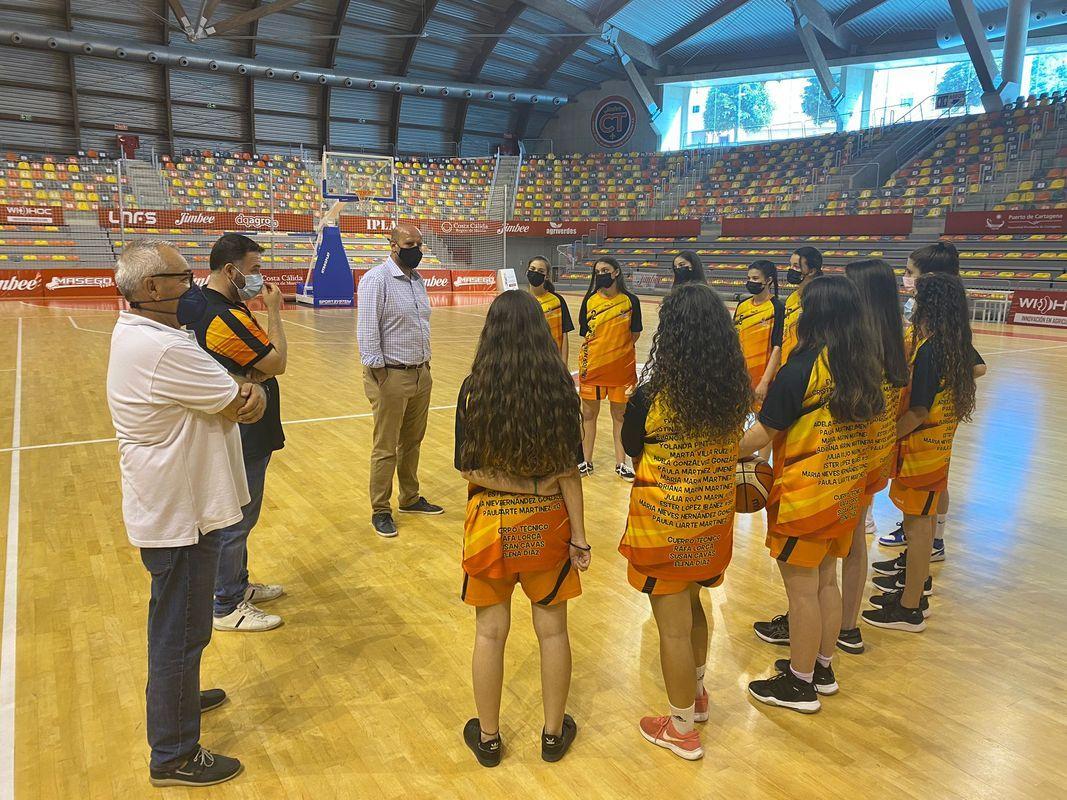 CB Estudiantes Cartagena.