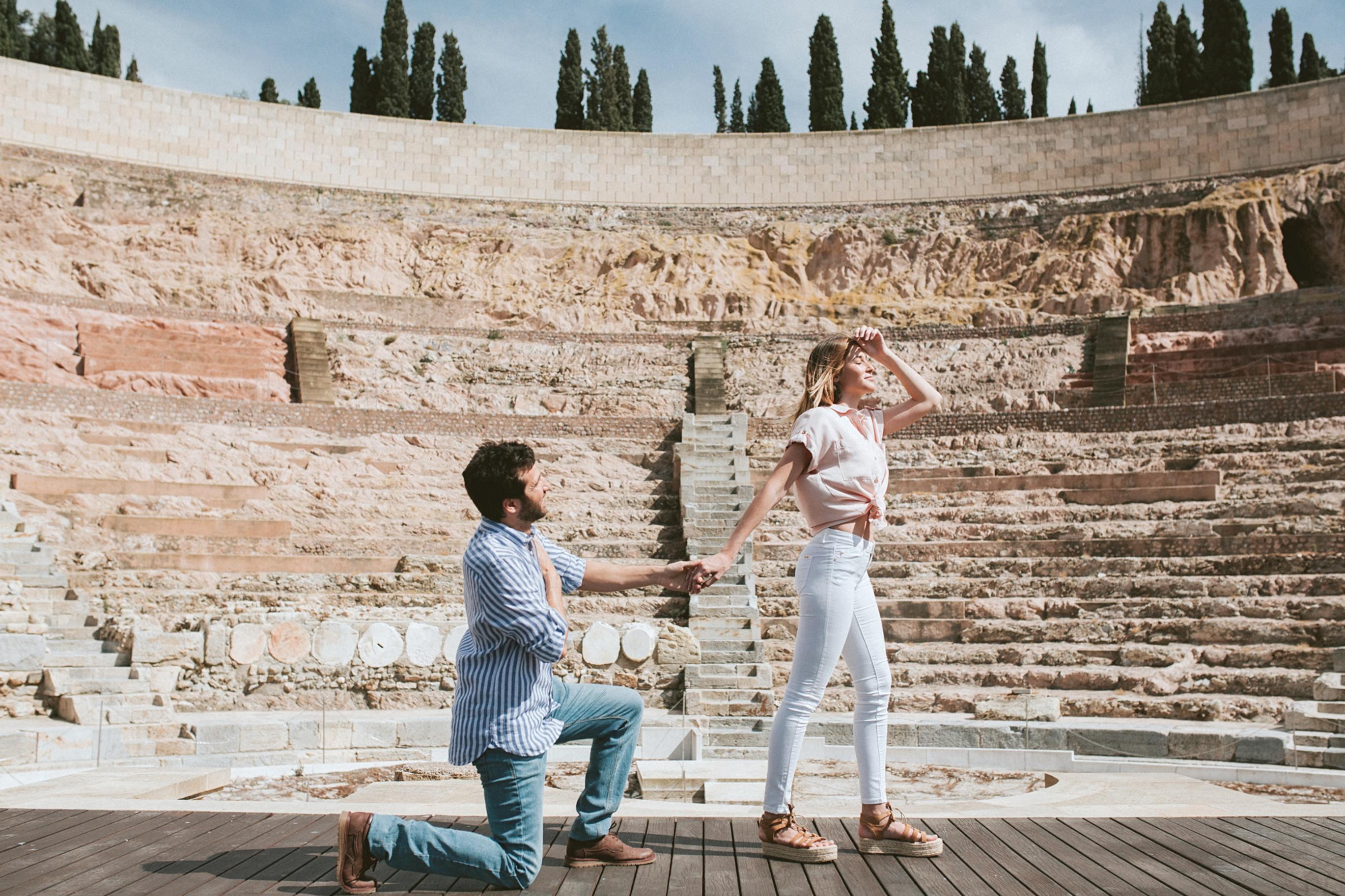 Actividades en el Teatro Romano