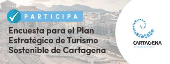Encuesta para el Plan Estratégico de Turismo Sostenible de Cartagena