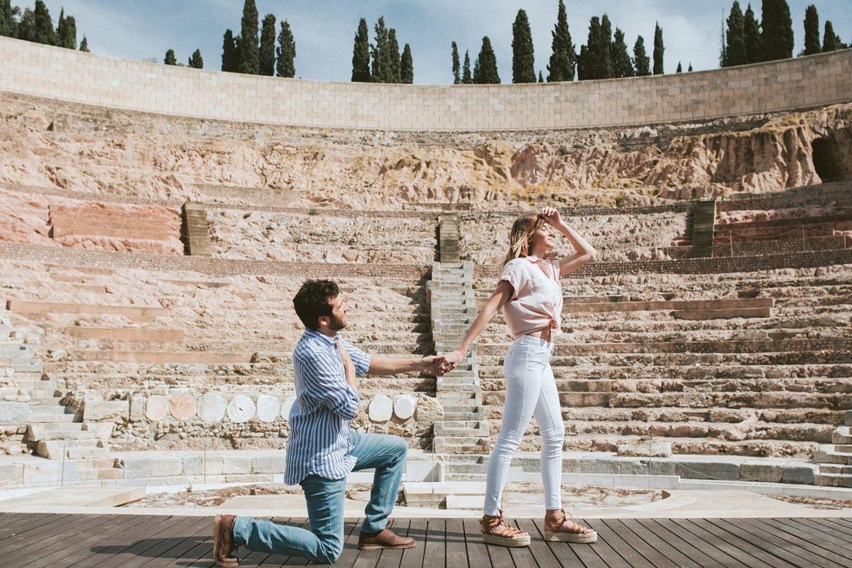 Agosto en el Teatro Romano
