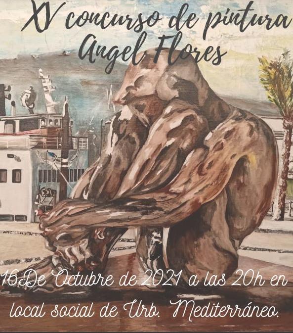 XV Concurso de pintura Ángel Flores