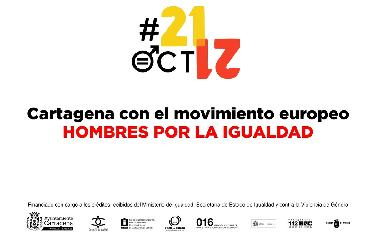 Igualdad promueve la igualdad real entre ambos sexos en la cuarta edición de la campaña 'Hombre Igualitario'