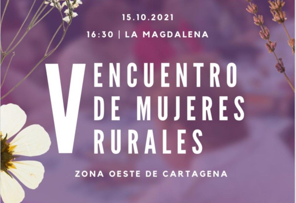V Encuentro de Mujeres Rurales