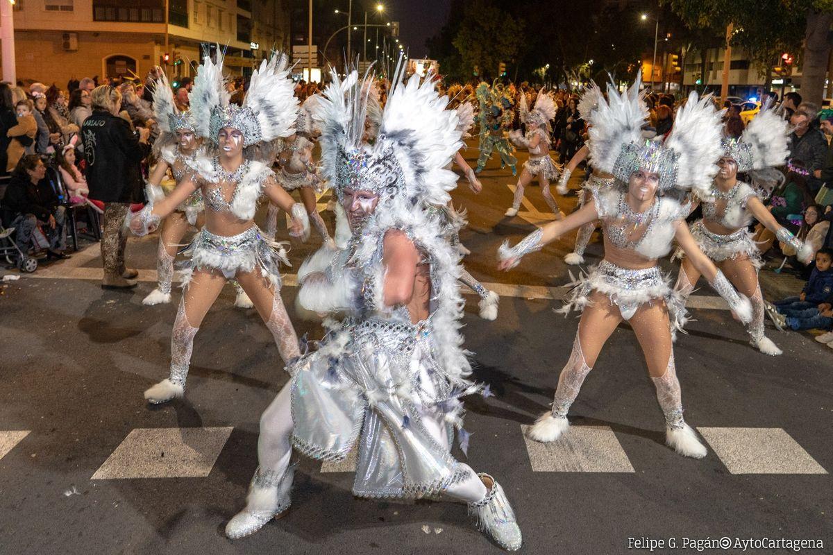 Cartagena tendrá pasacalles de Carnaval en 2022