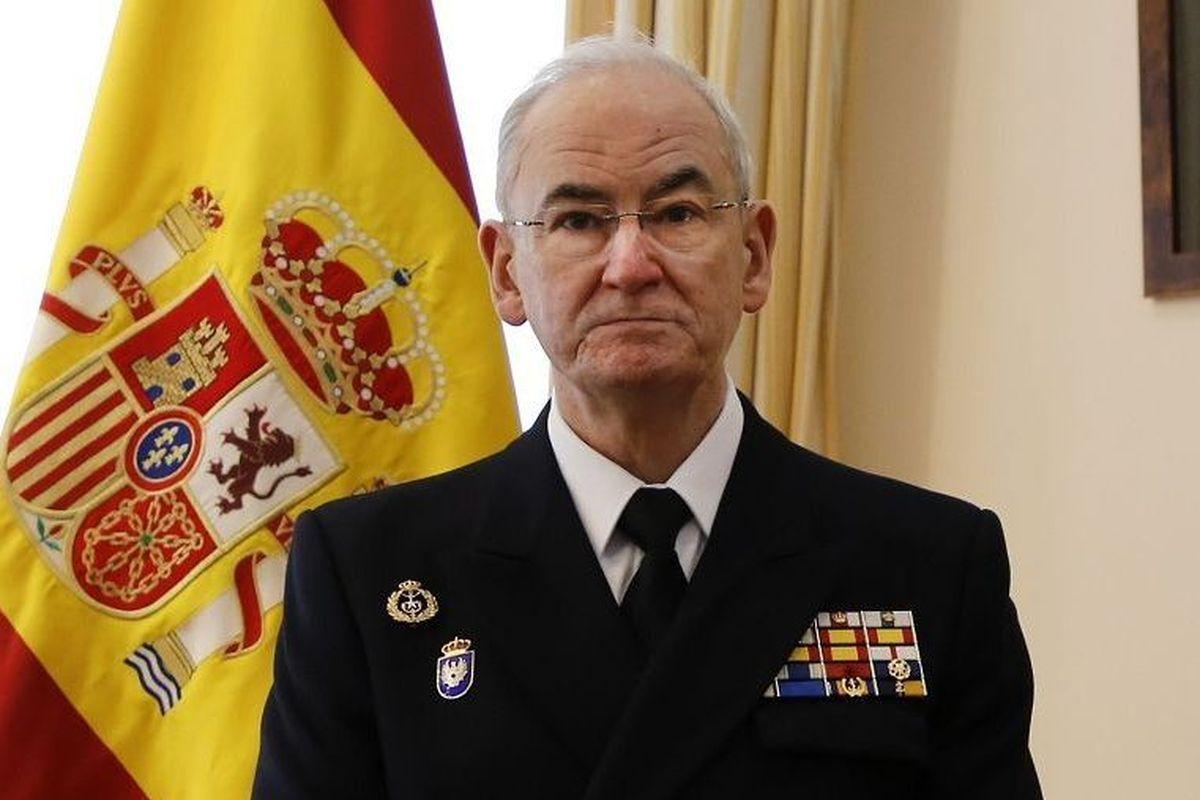 Teodoro López Calderón, jefe del Estado Mayor de la Defensa, será el pregonero de la Semana Santa 2022