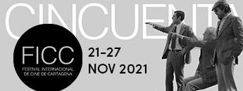 FICC 50. Festival Internacional de Cine de Cartagena 2021