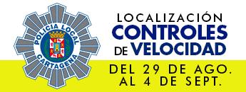 Controles de Velocidad. Del 29 de agosto al 4 de septiembre de 2016