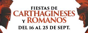 Fiestas de Carthagineses y Romanos 2016
