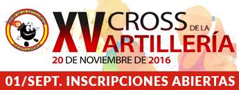 XV Cross de la Artiller�a 2016
