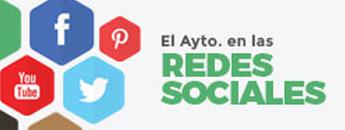 Enlace a las Redes Sociales del Ayuntamiento de Cartagena