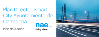 Plan Director Smart City Ayuntamiento de Cartagena