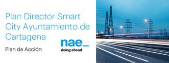 Plan Director Smart City Ayuntamiento de Cartagena