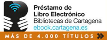 Préstamo de Libros Electrónicos. Más de 4000 títulos