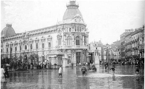 Inundación Ayuntamiento