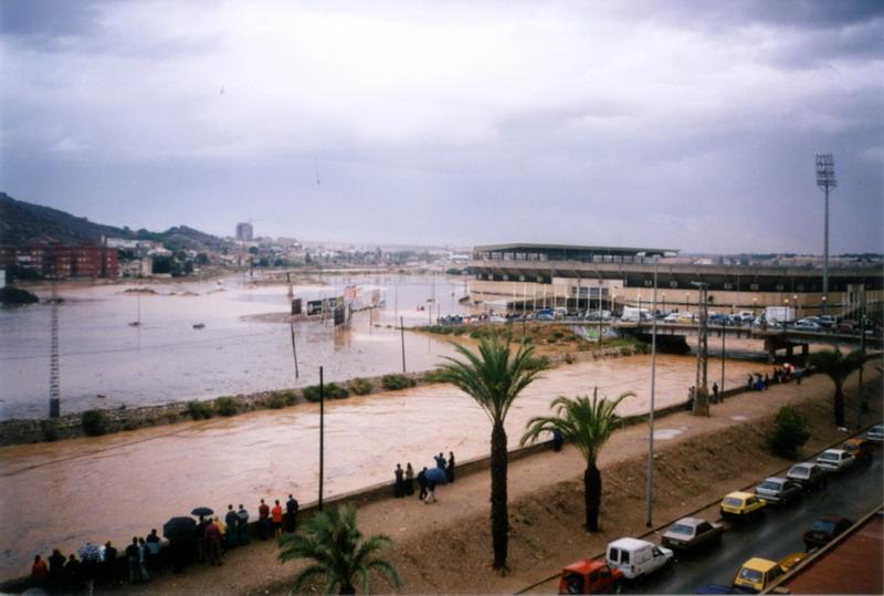 Inundación Rambla