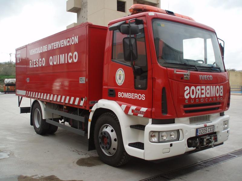Vehiculo Riesgo Quimico