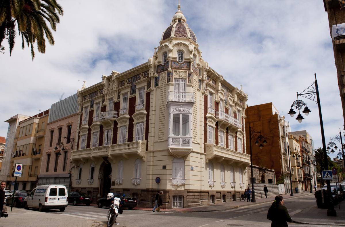 Palacio de Aguirre, sede del MURAM