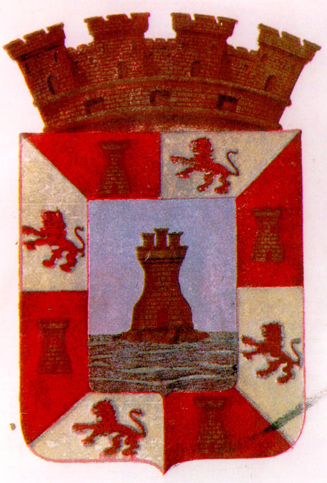 Escudo de Federico Casal