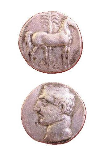 Moneda Hispano Carthaginesa