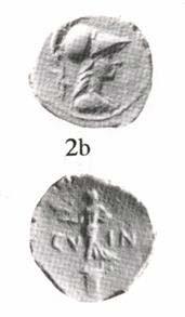 Moneda Romana acuñada en la ciudad