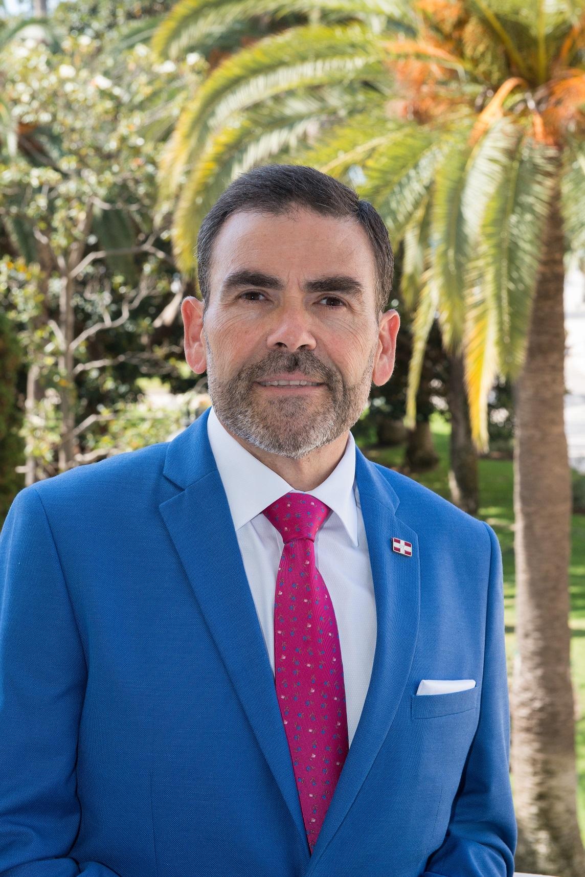Excmo. Sr. D. José López Martínez