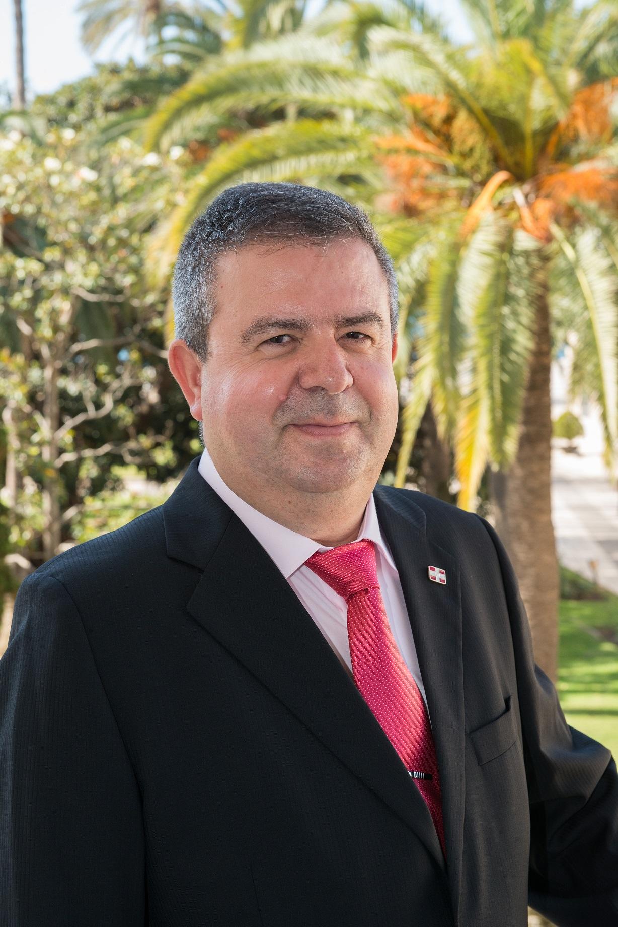Ilmo.Sr. D. Francisco José Calderón Sánchez
