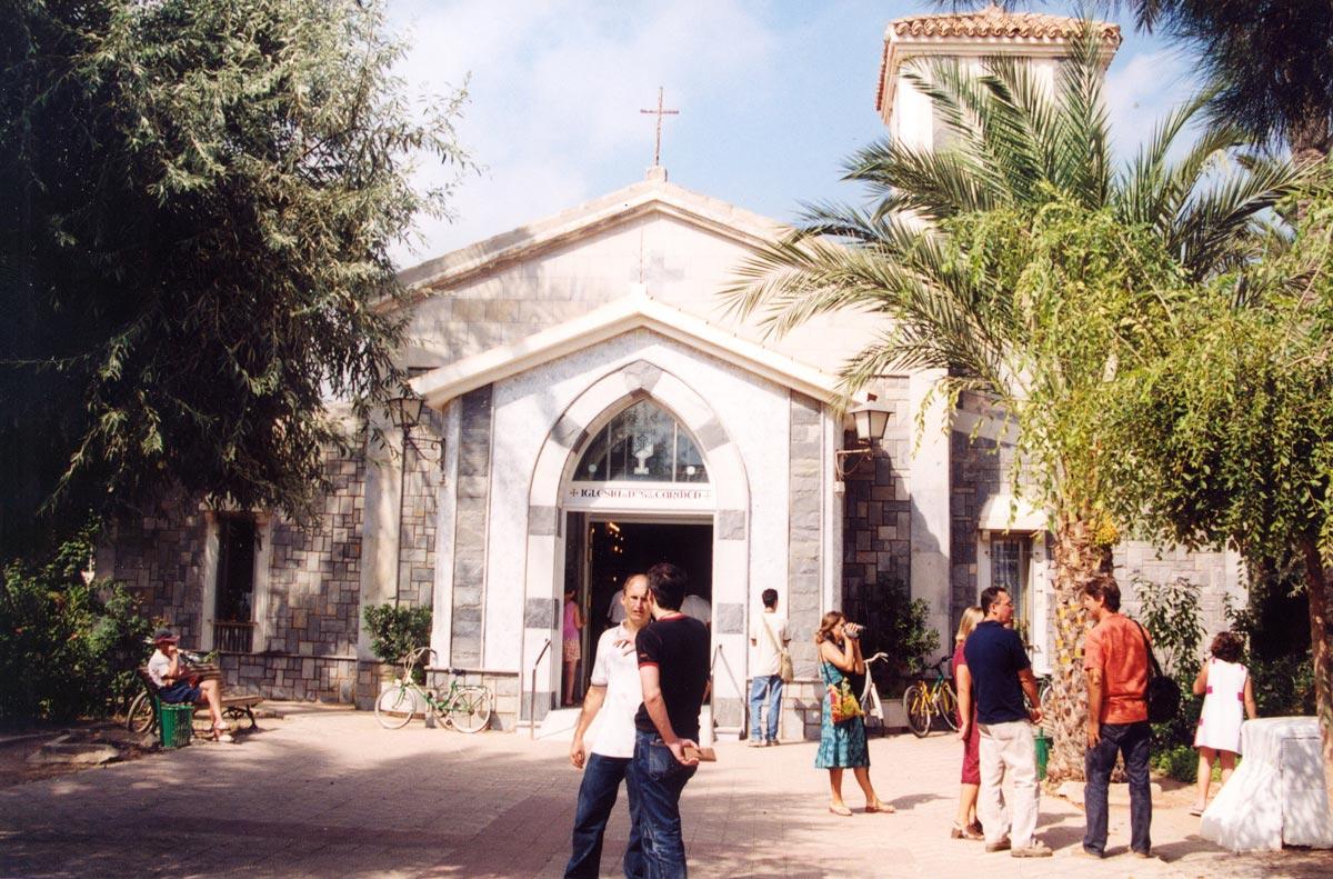 Iglesia de los Urrutias