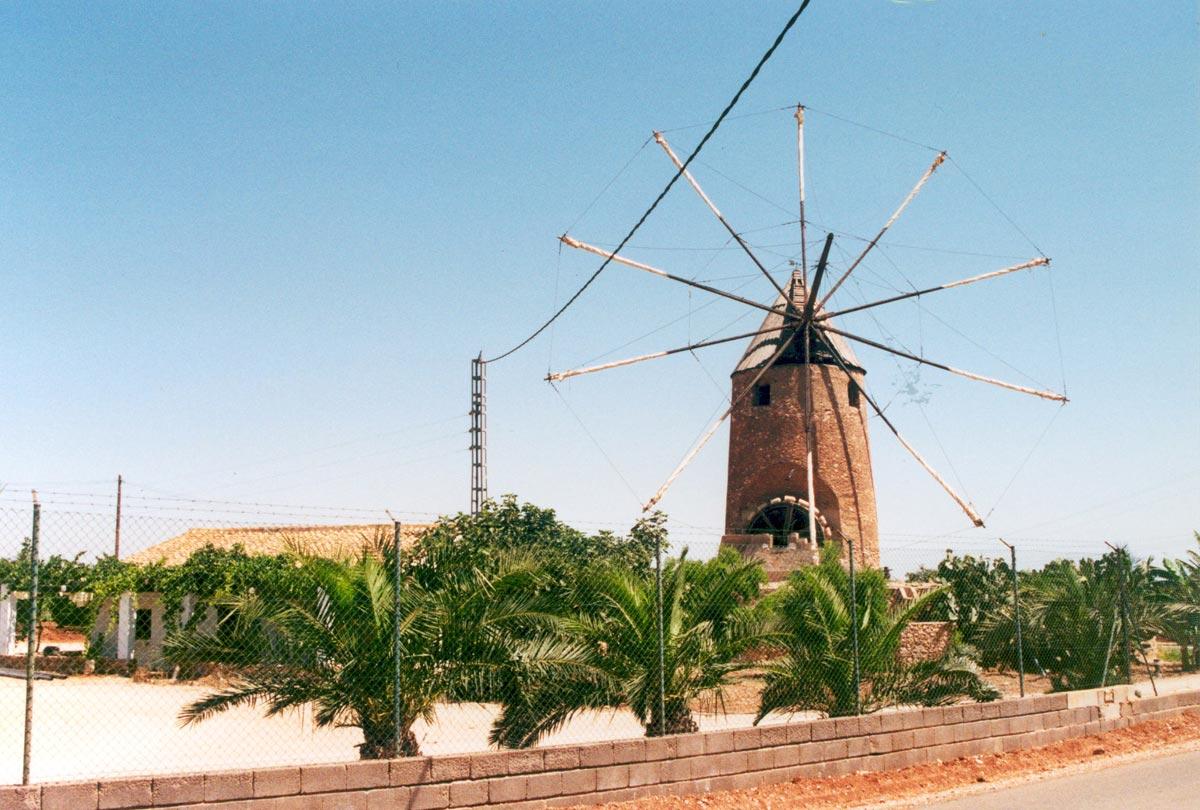 Molino de El Algar