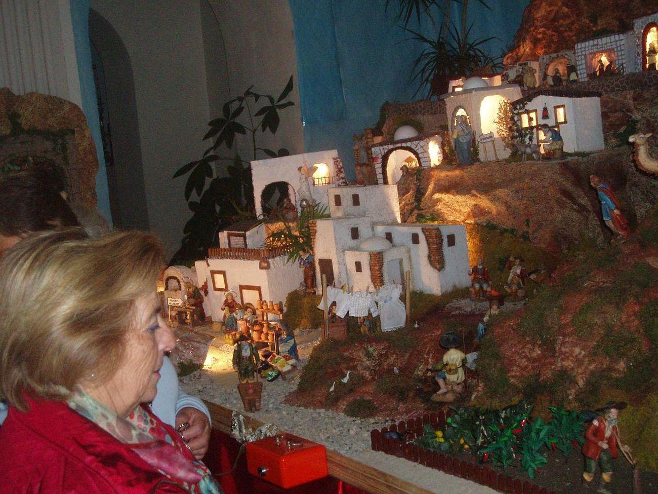 Festejos programa dos rutas para visitar los Belenes de Cartagena esta Navidad