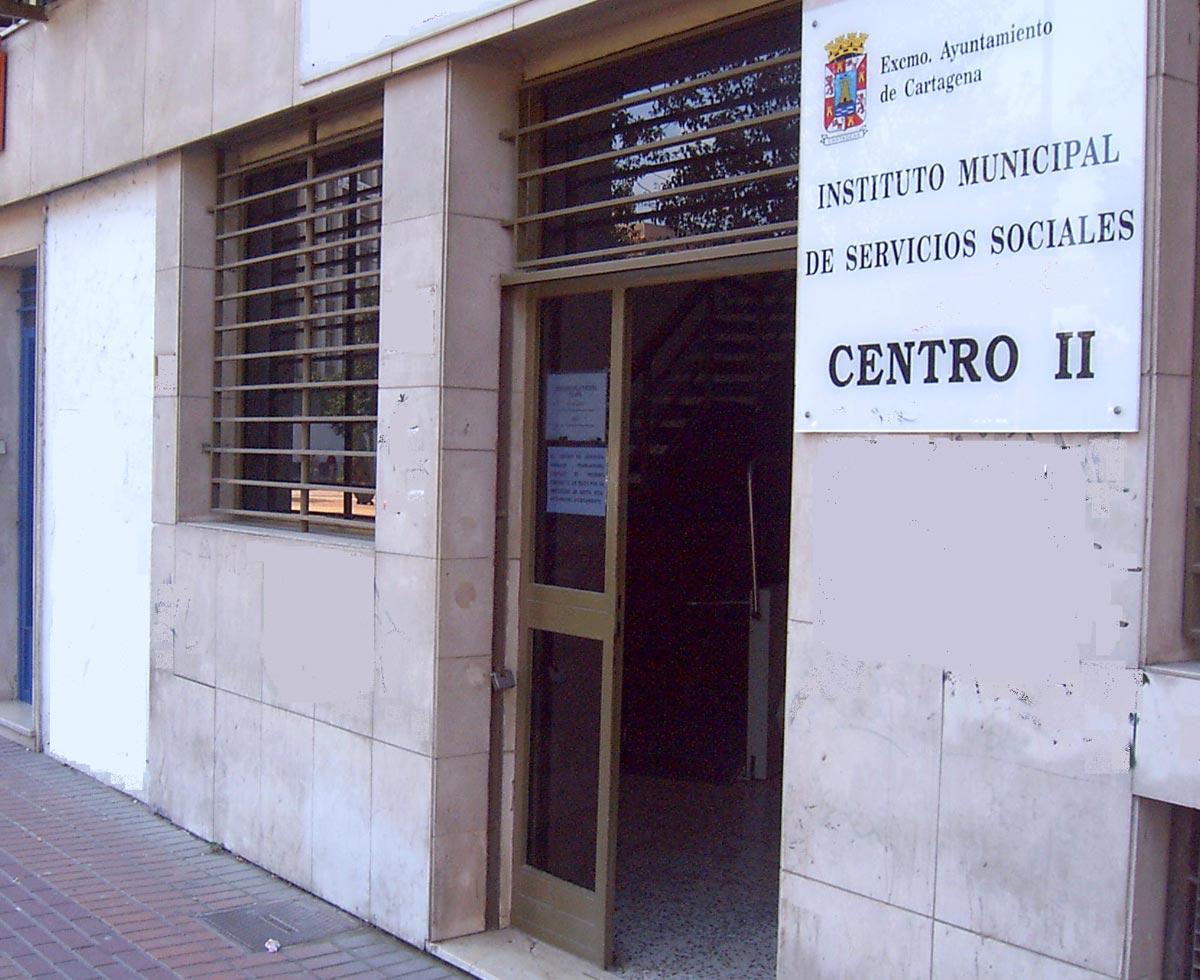 Centro Municipal de Servicios Sociales 'Cartagena II'