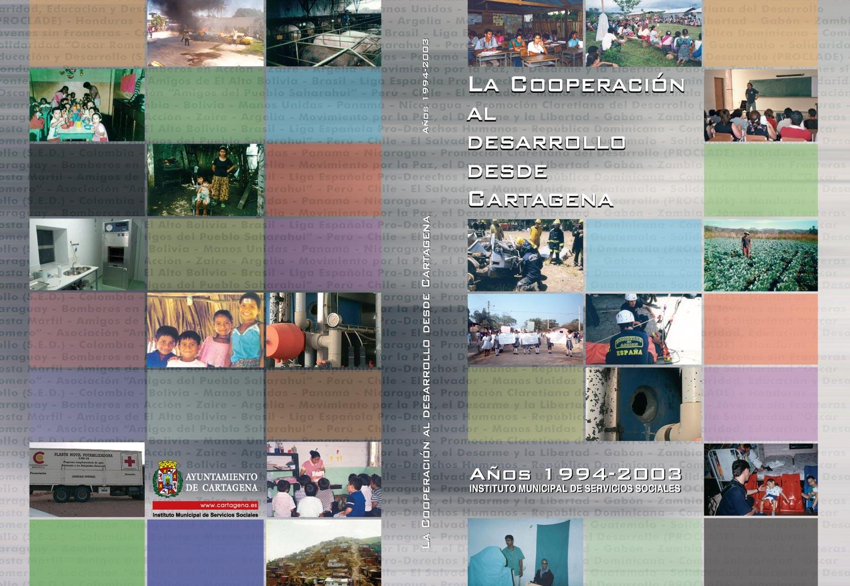 La cooperación al desarrollo en Cartagena (1994-2003) 2ª Parte. Documento PDF - 914,99 KB. Se abre en ventana nueva
