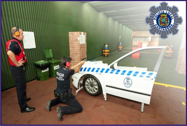 ¿Quieres ser policía?