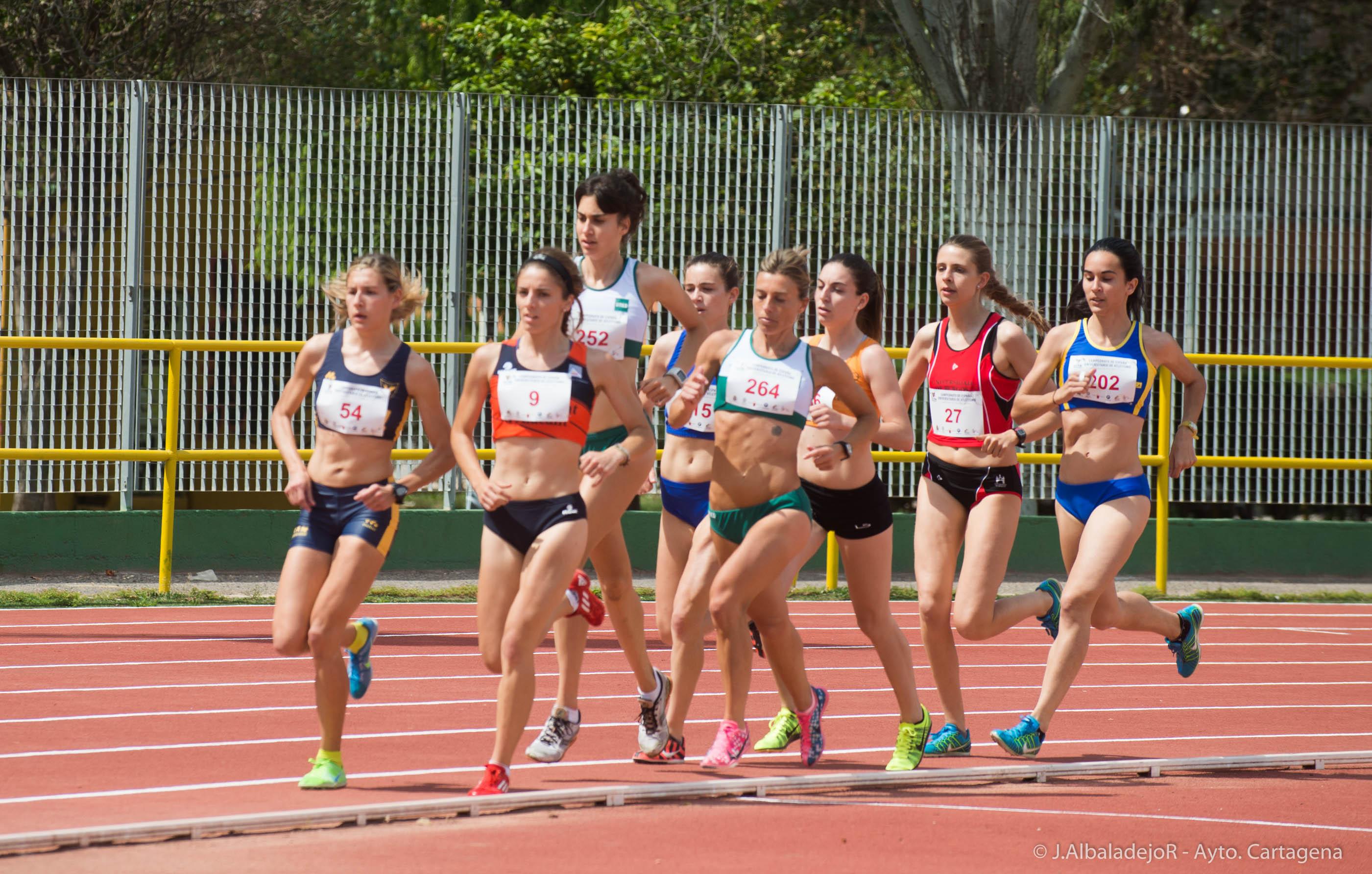 Campeonato Nacional de Atletismo UCAM Cartagena