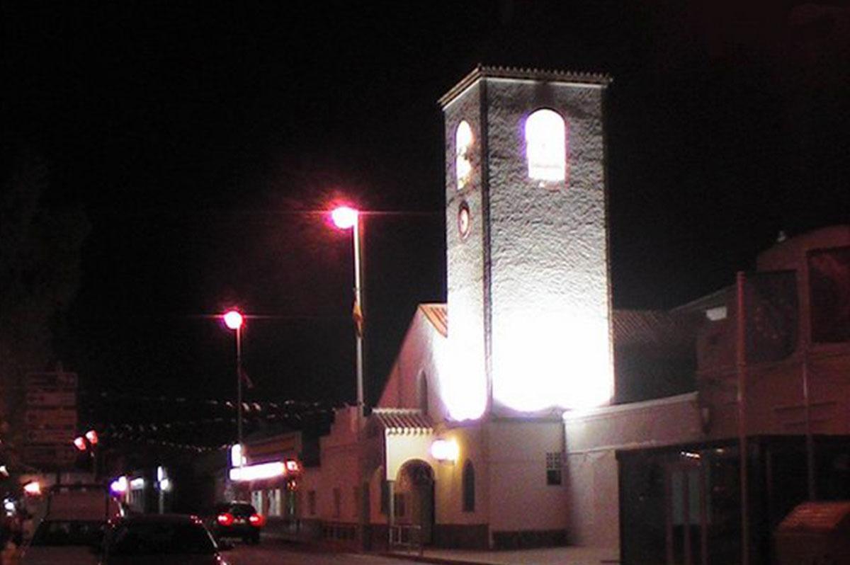 San Isidro en Los Belones