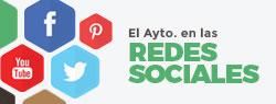 El Ayto. en las Redes Sociales