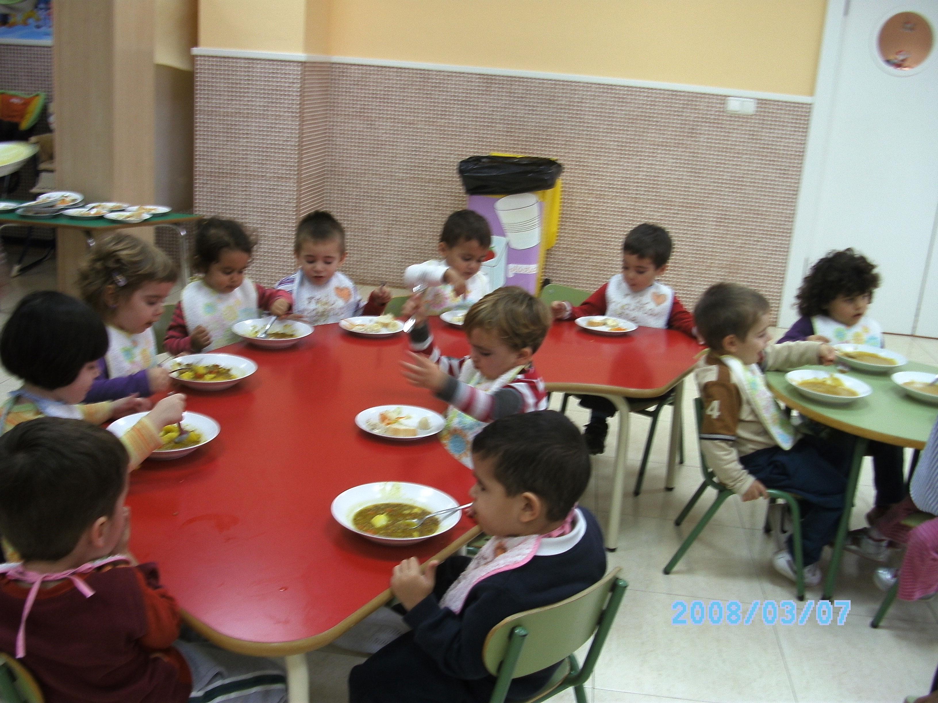 Escuela infantil municipal bambi centros de educaci n for Comedor infantil