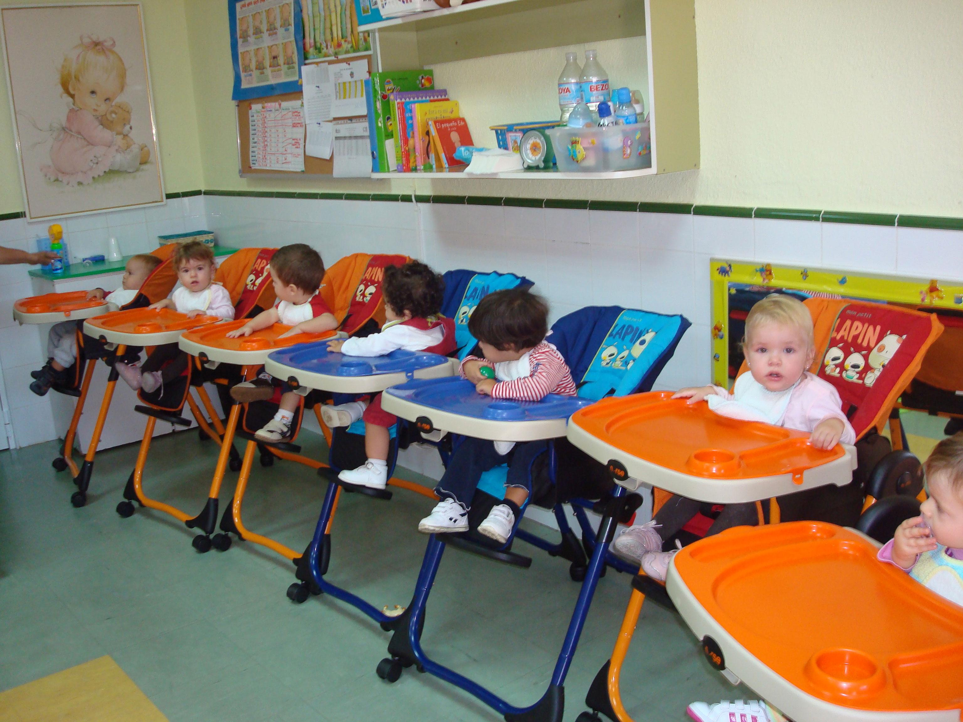 Escuela infantil municipal virgen de la caridad centros for Comedor infantil