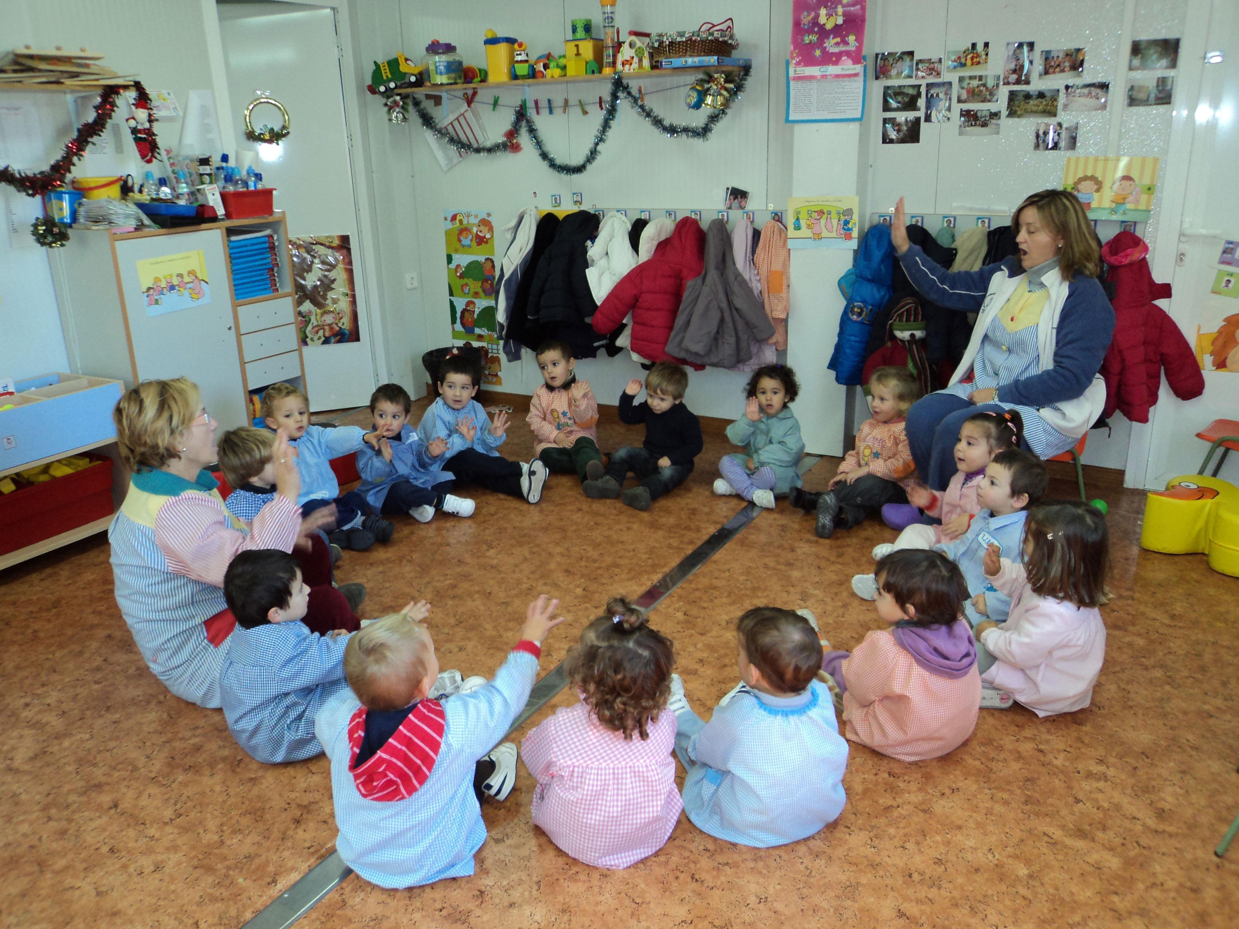 Periodo de adaptaci n escuelas infantiles servicios for Adaptacion jardin infantil