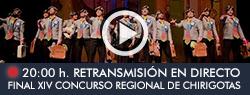 Retransmisi�n en directo Final XIV Concurso Regional de Chirigotas Ciudad de Cartagena