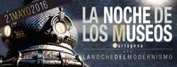 La Noche de los Museos de Cartagena 2016