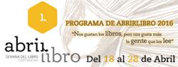 AbrilLibro. Semana del Libro en Cartagena