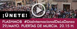 Flashmob D�a Internacional de la Danza 29 de mayo 2016
