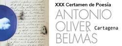 XXX Certamen Premio Poes�a Antonio Oliver Belm�s 2016