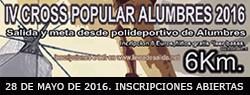 Cross de Alumbres 2016